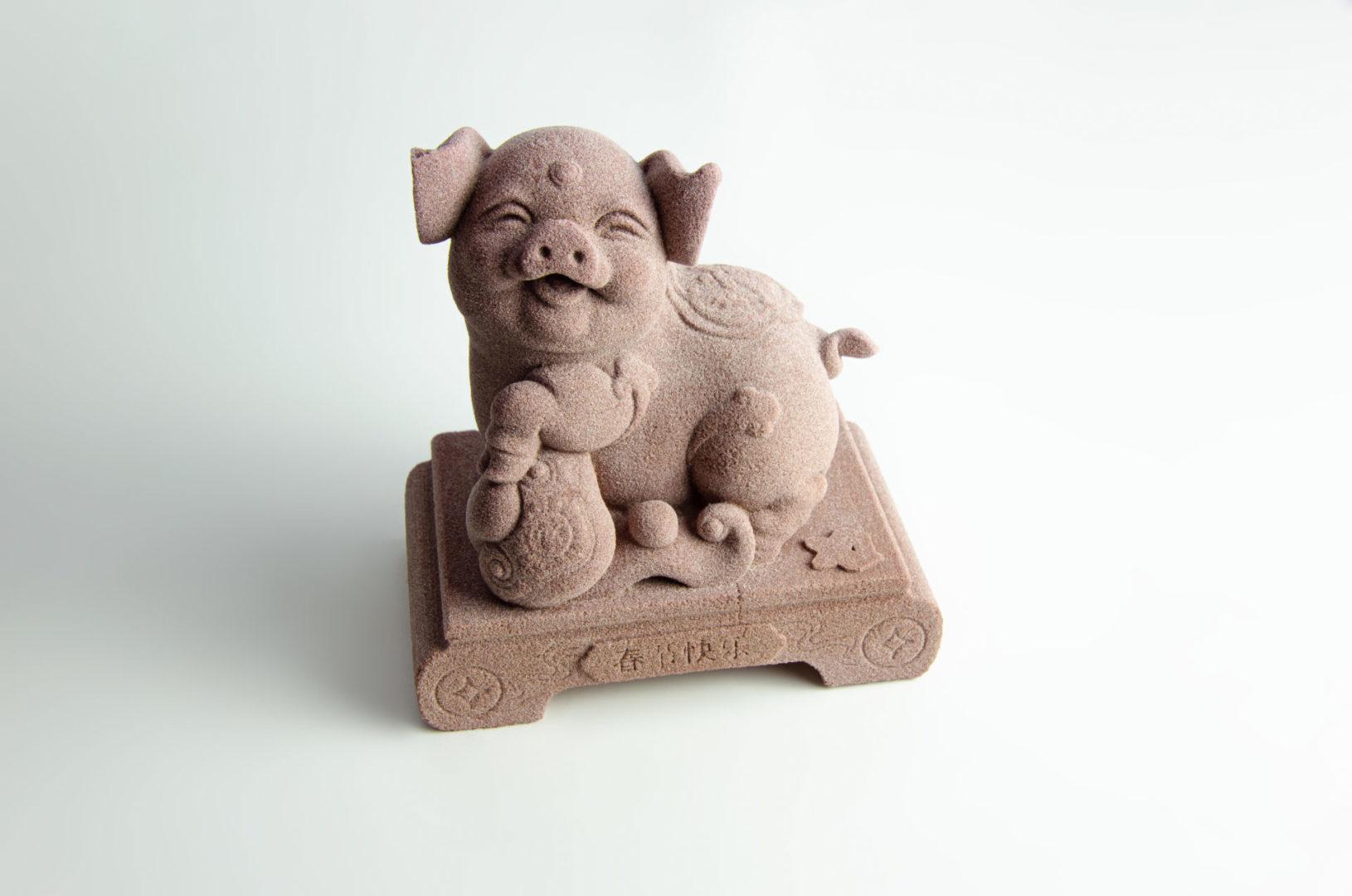 Druk 3D z piasku